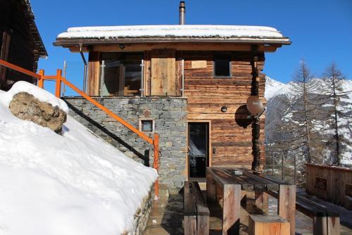 Accommodation in Bruson