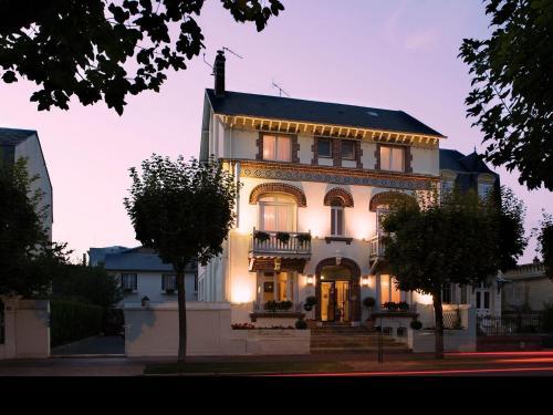 Marie Anne - Hôtel - Deauville
