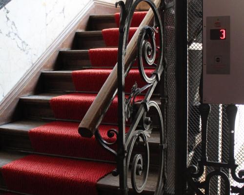 Hotel-Pension Funk am Kurfürstendamm photo 23