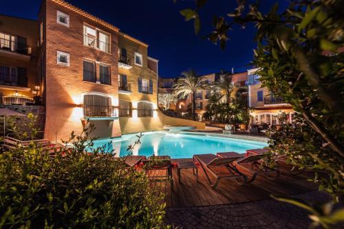 Hotel Byblos Saint-Tropez - Hôtel - Saint-Tropez