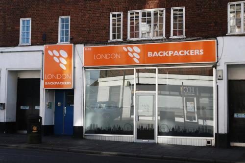 Hotel London Backpackers Youth Hostel