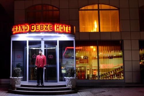 Gebze Grand Gebze Hotel directions