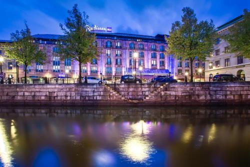 Foto - Radisson Blu Scandinavia Hotel, Göteborg