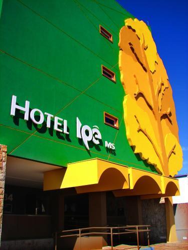 . Hotel Ipê MS