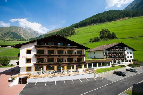 Berghotel Tyrol Schnals