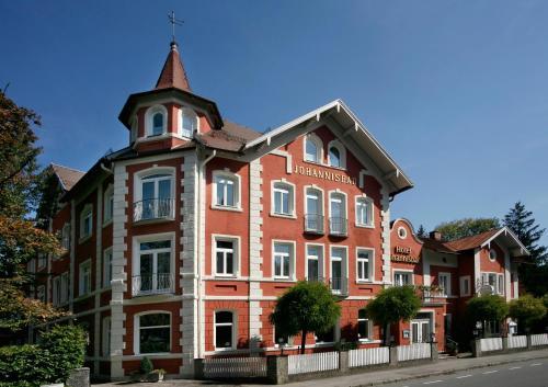 . AKZENT Hotel Johannisbad