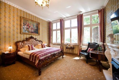 Guest house Villa Fritz (B&B)
