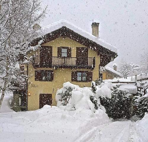 Bellevue Mont Blanc Courmayeur
