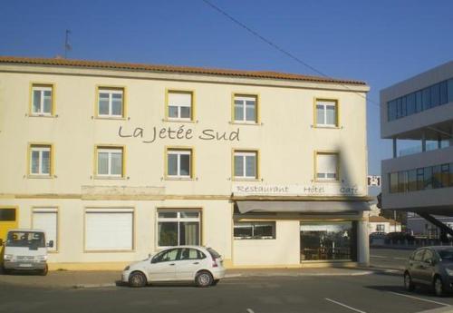 Hotel La Jetee Sud