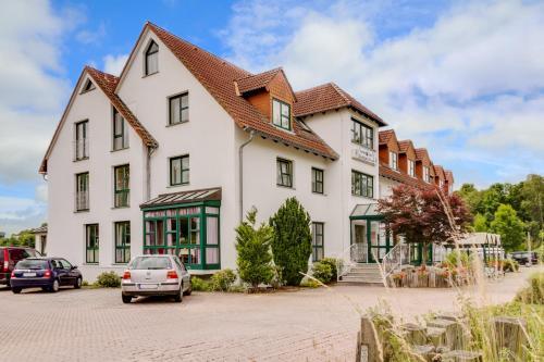 . Hotel garni Zwickau-Mosel