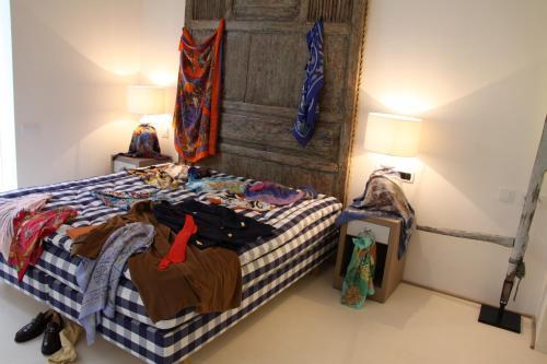 Suite exclusiva con chimenea privada Boutique Hotel Spa Calma Blanca 16