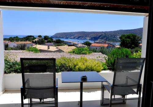 Habitación Doble Premium con vistas al mar Boutique Hotel Spa Calma Blanca 1