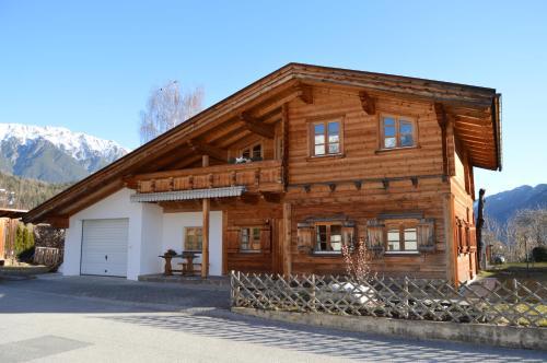 Tiroler Blockhaus Imst