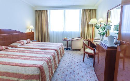 El Mouradi Hotel Africa Tunis szoba-fotók