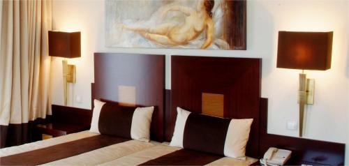 Hotel Moliceiro Oda fotoğrafları