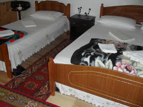 Фото отеля ROOMS EMILIANO Castle of Kruja