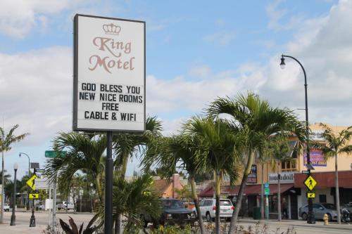 Hostal King Motel - Miami 1