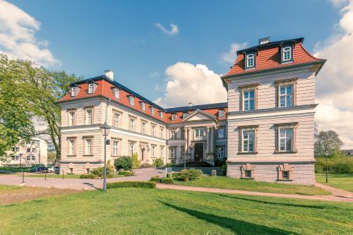 Kasteel-overnachting met je hond in Hotel Schloss Neustadt-Glewe - Neustadt-Glewe