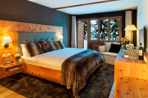 La Val Hotel & Spa - Brigels