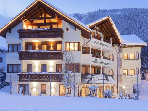 Appartements Bachmann St. Anton am Arlberg