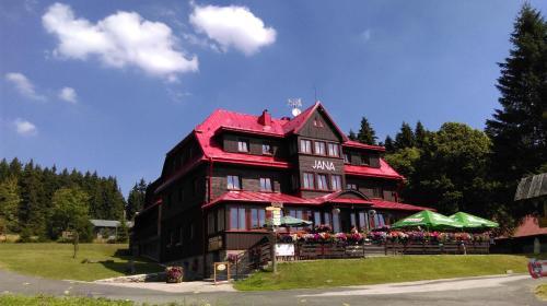 . Hotel Bouda Jana