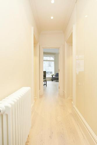 LCS Exeter Street Apartments Стандартные апартаменты с 2 спальнями