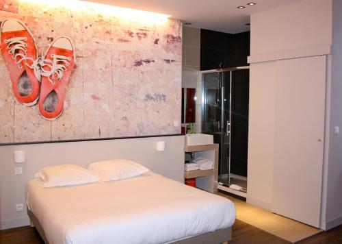 . Hotel de la Presse Bordeaux Centre