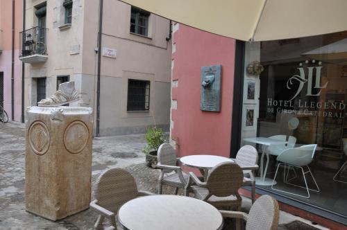 Habitación Doble - 1 o 2 camas Hotel Museu Llegendes de Girona 29