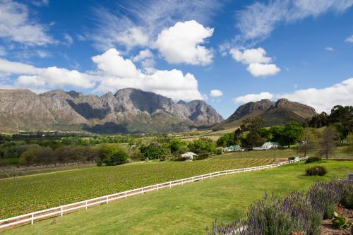 Dassenberg Road, 7690 Franschhoek, South Africa.