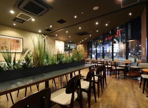E Hotel Higashi Shinjuku photo 41
