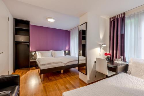. The Tourist City & River Hotel Luzern