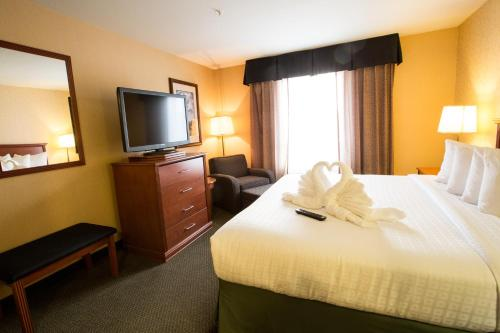 Merit Hotel & Suites - Fort McMurray, AB T9H 2H9