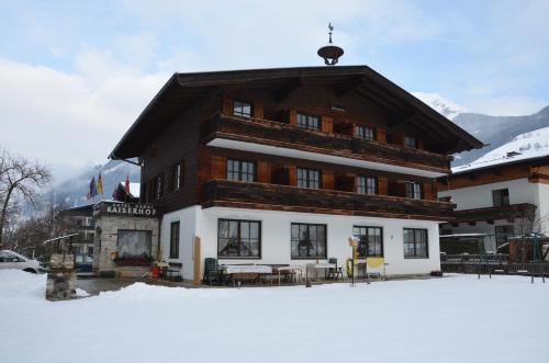 Hotel-Garni Kaiserhof - Rauris