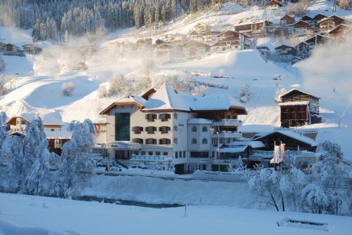 Hotel Auhof Kappl Kappl