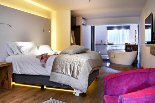 Suite with Terrace Hotel Urbisol 32