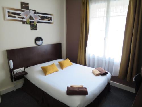 Hotel de la Paix - Hôtel - Caen