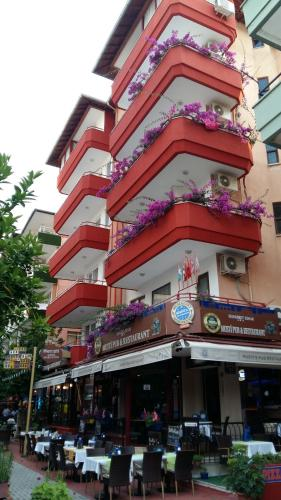 Alanya Musti Apart Hotel how to get