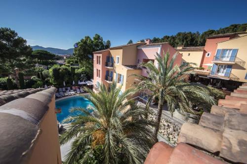 Hotel Byblos, 20 Avenue Paul Signac, 83990 Saint-Tropez, France.