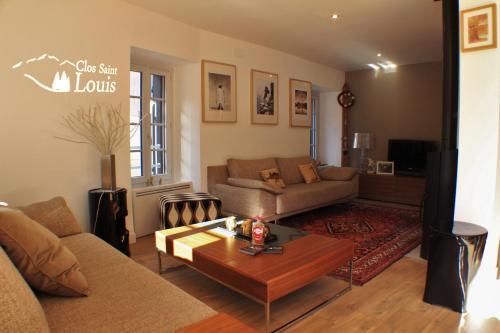 Apartment Clos St Louis - Ax les Thermes