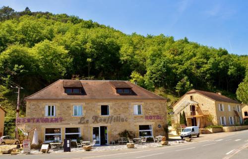 . Hôtel-Restaurant Le Rouffillac