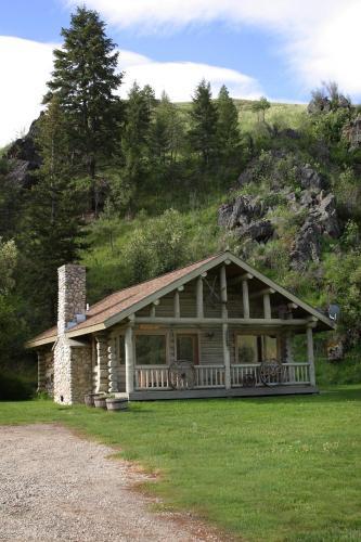 Rye Creek Lodge - Darby, MT 59829