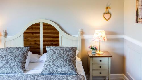 Double or Twin Room with Sea View Hotel BlauMar Llafranch 1
