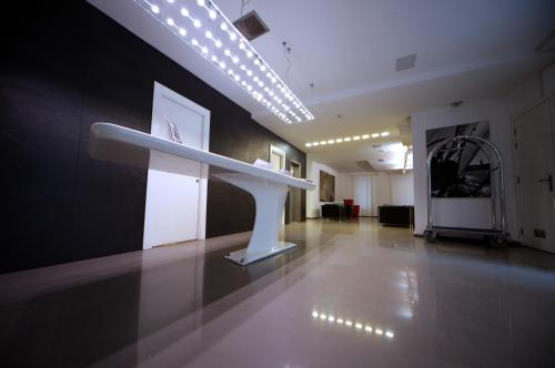 . Urban Hotel Design