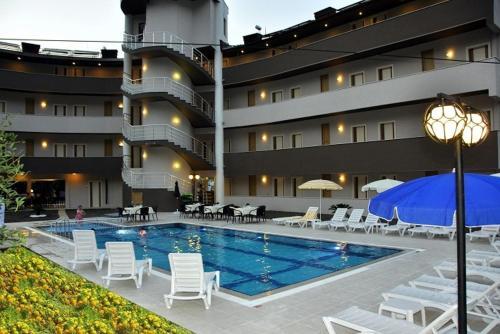Adrasan Buhana Hotel adres