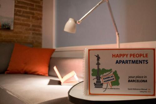 Happy People Ramblas Harbour Apartments photo 68