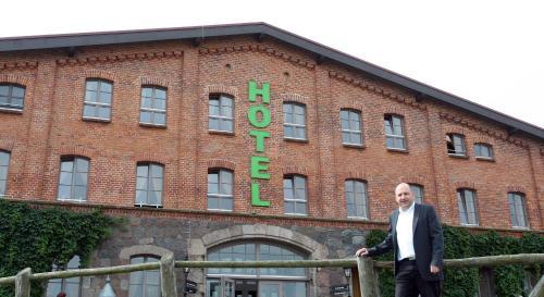 . Landhotel Zur Scheune