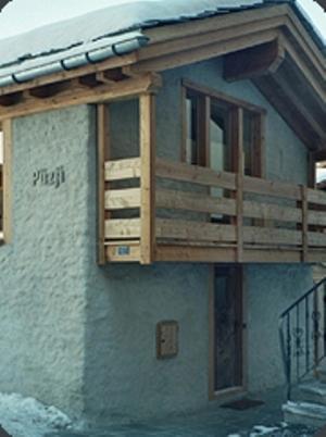 Ferienwohnung Chalet Püzji - Zermatt