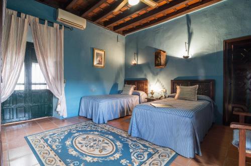 Habitación Doble con vistas - 1 o 2 camas   B&B Hacienda el Santiscal 20