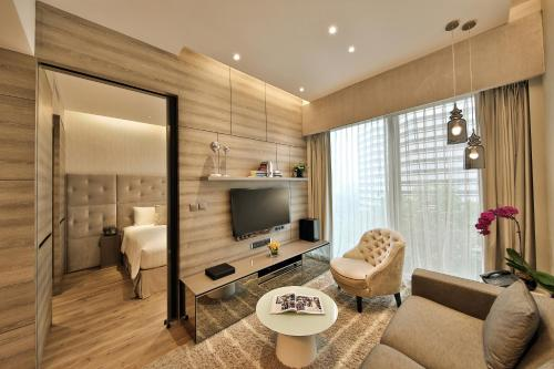 Pan Pacific Serviced Suites Beach Road photo 31