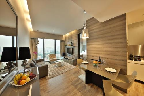 Pan Pacific Serviced Suites Beach Road photo 34